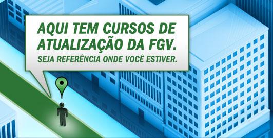FGV - Cursos de Atualização